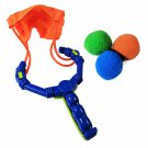 TychoTyke Aqua Storm Water Toy Ball Launcher Blue Slingshot Pool Games 7 Pieces