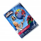 Marvel Spider-Man Inflatable Beach Ball Kids Superhero Pool Toy with Repair Kit