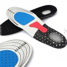 1 Pair Free Size Unisex Gel Orthotic Sport Shoe Pad Arch Support Insoles Insert Cushion
