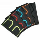 Knee Support Braces Elastic Nylon Sleeve Sport Compression Pad Running Cycling