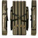 Fishing Rod Case Foldable Pole Bag Storage Large Capacity Portable Carry Pack