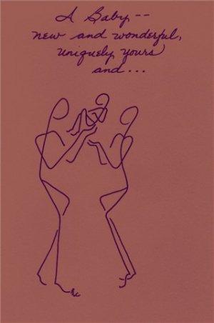 Nudgies Greeting Card - FHL87308