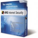 AVG Internet Security Home Edition - 3 PC 2yr Subscription