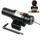 Hunting RifleScope ID23 Red Laser Sight with 20mm/11mm Rail Mount Hunting Airsoftsport Gun Slot Lase