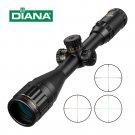 Hunting RifleScope ID26 4-16x44 Tactical Optic Cross Sight Green Red Illuminated Riflescope Hunting