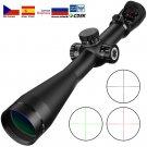 Hunting RifleScope ID35 6-24x50 M3 riflescope Tactical Optical Rifle Scope Sniper Hunting Rifle Scop