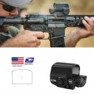 Hunting RifleScope ID38 LCO Red Dot Sight Holographic Sight Tactical Riflescope Fits Any 20mm Rail M