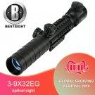 Hunting RifleScope ID46 3-9x32EG Tactical Rifle scope Red&Green Dot Illuminated Reticle Optic Sight