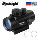 Hunting RifleScope ID52 1x40 Red Dot Scope Sight Tactical Rifle scope Green Red Dot Collimator Dot W