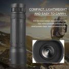 Hunting RifleScope ID60 101/1000M View HD 10x25 Dual Focus Monocular Spotting Telescope Zoom Optic L