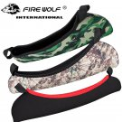 """Hunting Spotting Scopes ID10 FIRE WOLF Cases Neoprene Scope Cover Large 13"""" Reversible Camo Color Gu"""