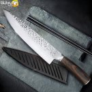 Knife ID09 Cleaver-Slicer Chef-Knives Santoku-Knife Knife-8inch Japanese Meat Stainless-Steel Kitche