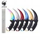 Knife ID27 Jelbo Karambit-Knife Sheath Hand-Tool Pocket Folding Outdoor Hunting