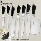 Knife ID46 SOWOLL Tools Knives Chopping-Knife Slicing Cooking-Accessory Chef Paring Bread Stainless-