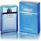 Versace Eau Fraiche Eau De Toilette Spray (Blue) for Men - 3.4oz/100ml
