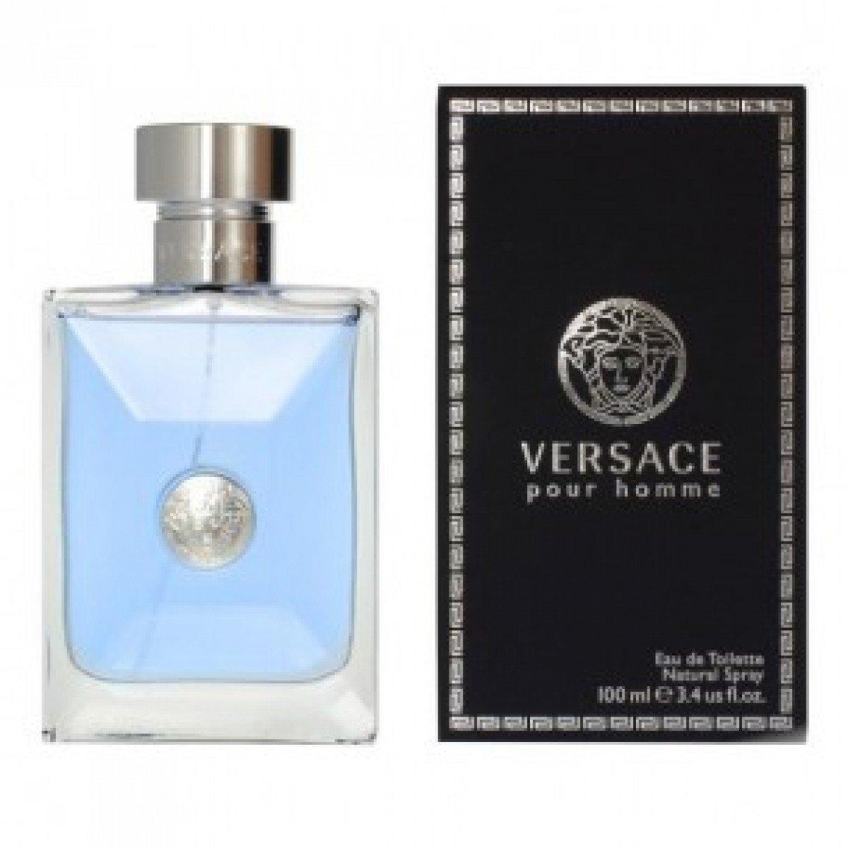 Versace Pour Homme Cologne for Men - 3.4oz/100ml