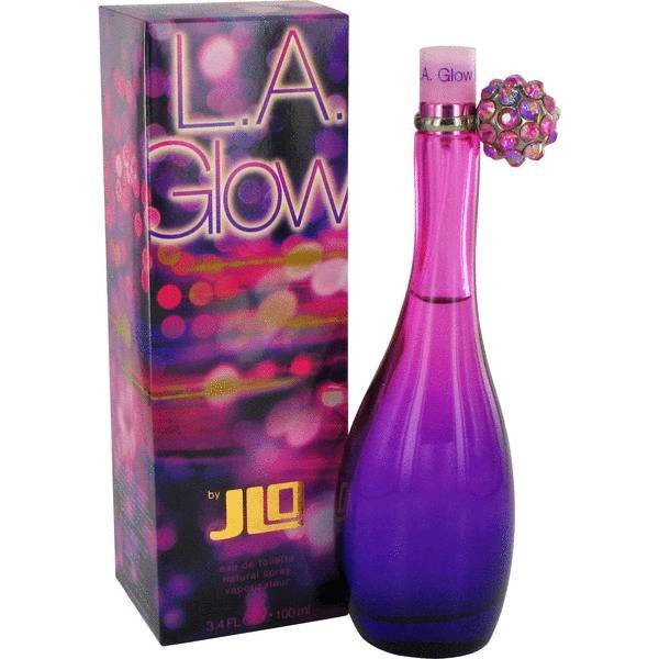 Jennifer Lopez LA Glow EDT Perfume for Women - 3.4oz/100ml