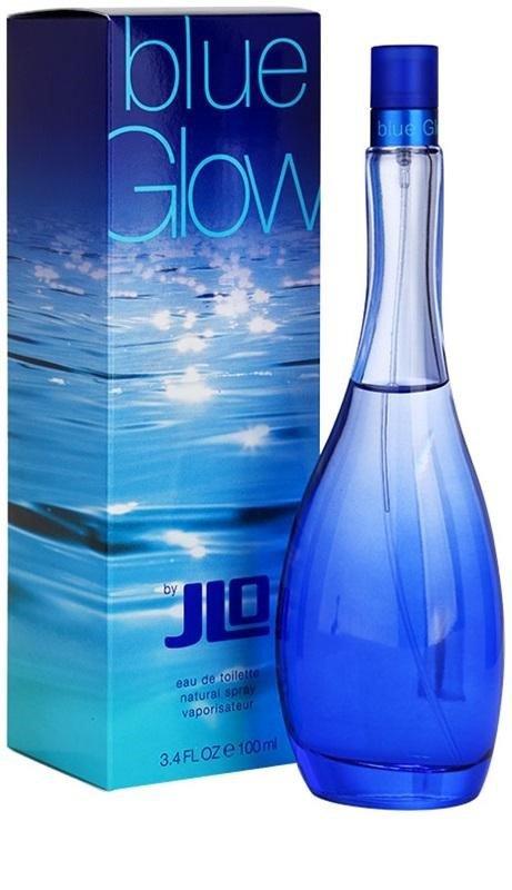 Jennifer Lopez Blue Glow EDT Perfume for Women - 3.4oz/100ml