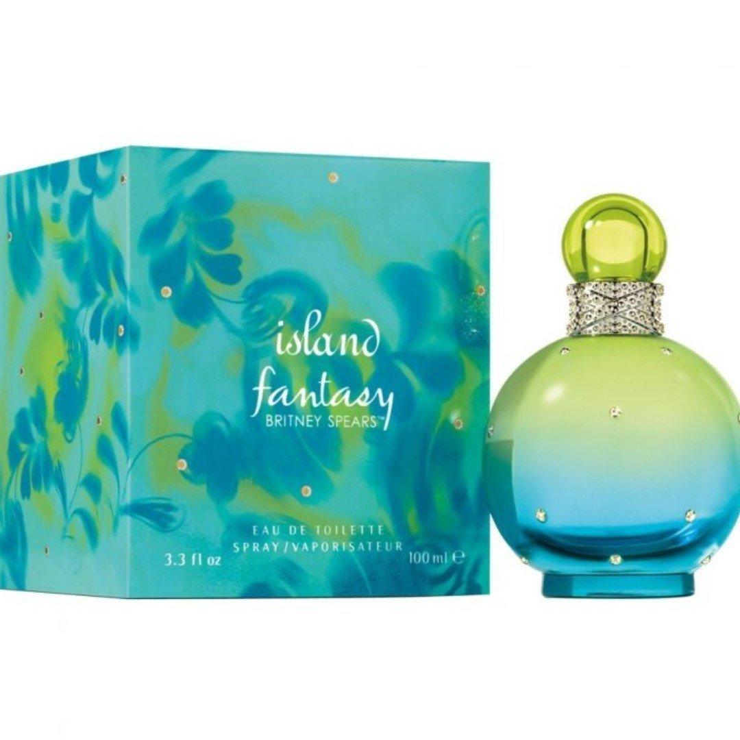 Britney Spears Island Fantasy EDP Perfume for Women - 3,4oz/100ml