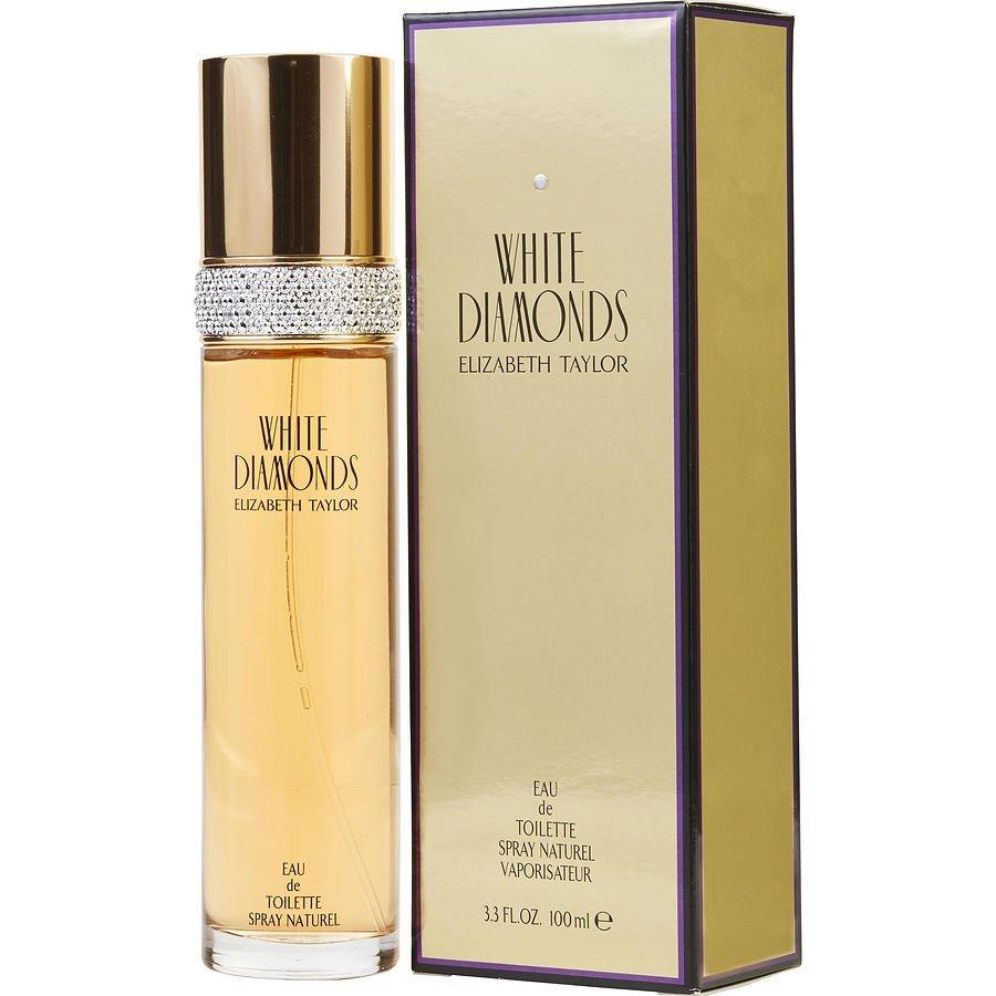 Elizabeth Taylor White Diamonds EDT Perfume for Women - 3.4oz/100ml
