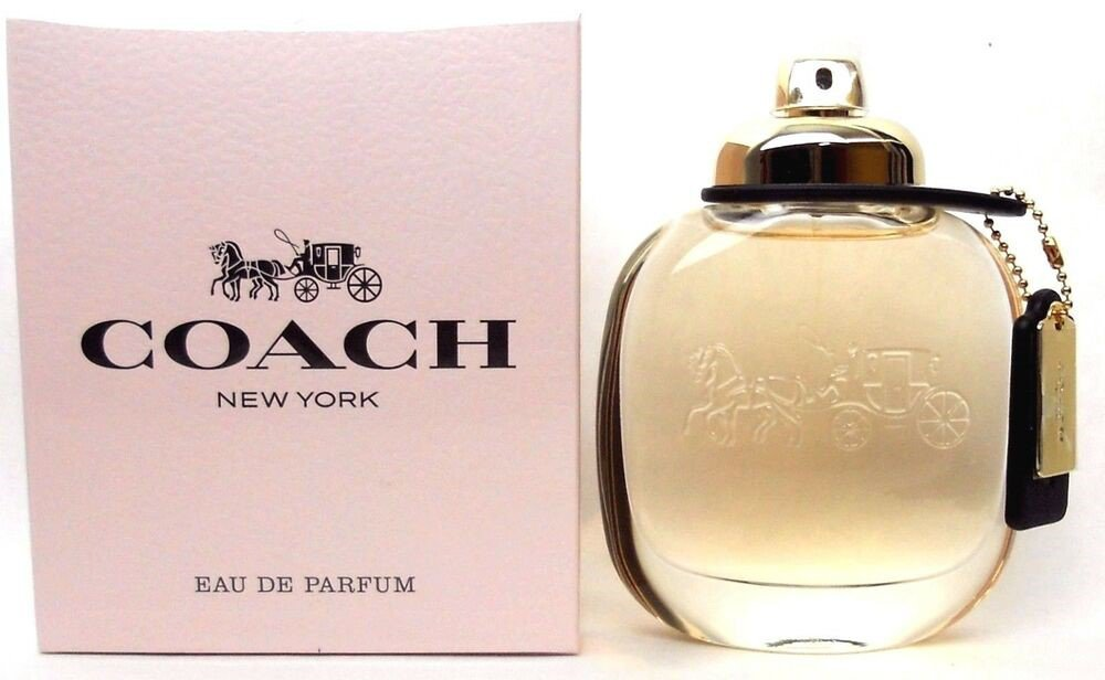 Coach EDP Perfume for Women - 3.0oz/90ml