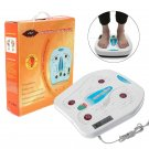 220V Electric Vibrator Relaxation Foot Massager Infrared Acupuncture Heat Therapy Relaxation