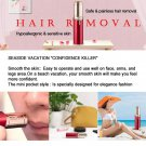 Mini Electric Epilator For Women Painless Hair Removal Upper Lip Cheek Lipstick