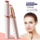 Electric Eyebrow Trimmer Female Painless Portable Precision Eyebrow Hair Remover