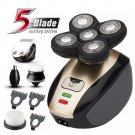 5 in 1 Multifunctional Electric Shaver 5 blades Men's Shaver Rechargeable