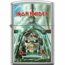 Iron Maiden Pilot Album Cover, Genuine Windproof Zippo Lighter Free Shipping