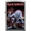 """""""Iron Maiden"""" Wired Album Cover Zippo Lighter Free Shipping"""