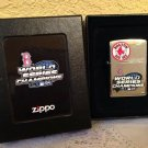 Limited Edition 2004 Boston Red Sox World Champions World Series Zippo Lighter Free Shipping