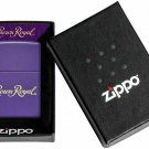 Sharp Collectable Crown Royal Purple Zippo Lighter Free Shipping