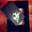 Rare Retired Jeweled Astrology Taurus Bull Zippo Lighter Free Shipping