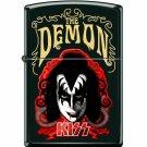 Sharp Kiss Rock Group The Demon Zippo Lighter Free Shipping