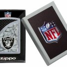 Retired Classic NFL Oakland Las Vegas Raiders Zippo Lighter Free Shipping
