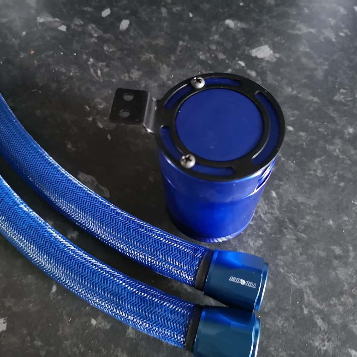 Focus ST 2.3 MK4 Oil Catch Tank Kit