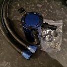Blue Surplus Oil Catch Tank Kit