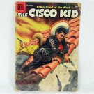 1956 Dell Robin Hood of The West The Cisco Kid Comic Book