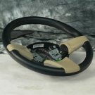 BMW Steering Wheel OEM factory Z4 Leather, Tan inserts