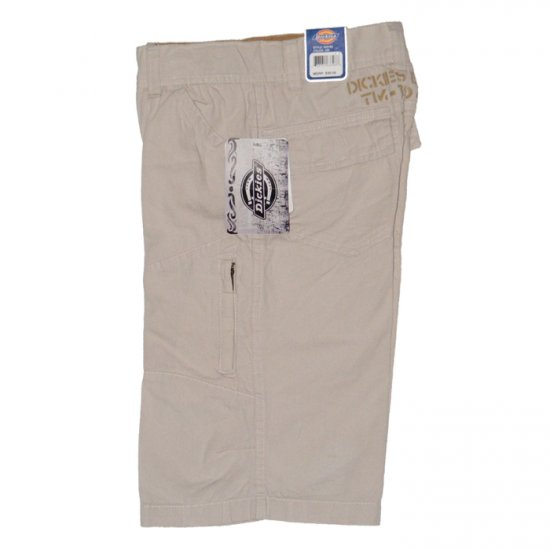 DICKIES BOYS 100% COTTON ADJUSTABLE WAIST SKATEBOARD SHORTS WITH GRAPHICS 10R - FREE SHIPPING