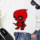 Deadpool Tee Shirt Graphic Design Digital Instant Download Sublimation Heat Transfer T-shirt SVG PNG
