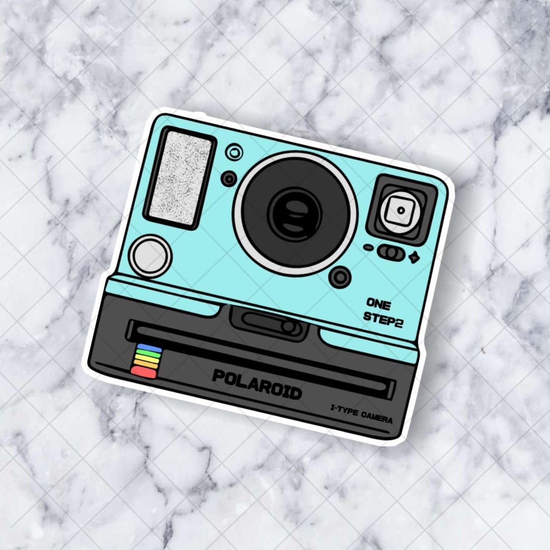 Retro Camera Design 1 Digital Graphic Download PNG High Quality Print Sticker Mug Shirt Cup Instax