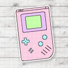 Game Boy Console Design 1 Digital Printable Instant Download Graphic Sticker Mug Shirt Aesthetic