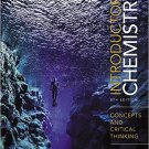 Introductory Chemistry Concepts and Critical Thinking 8th Edition 978-0134421377