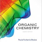 Organic Chemistry 8th Edition 8e by Yurkanis 978-0134042282