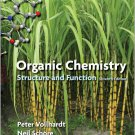 Organic Chemistry Structure and Function 7th Edition 7e by Vollhardt, Schore 978-1464120275