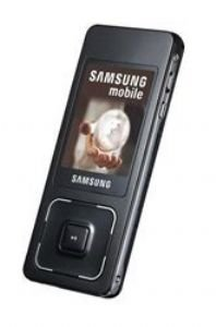 Samsung F300 Black Cell Phone Gsm (unlocked)