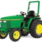 PDF John Deere 3005 Compact Utility Tractor Operation and Test Service Technical Manual TM102919