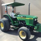 Download John Deere 5210, 5310, 5410, and 5510 Tractors Service Repair Technical Manual